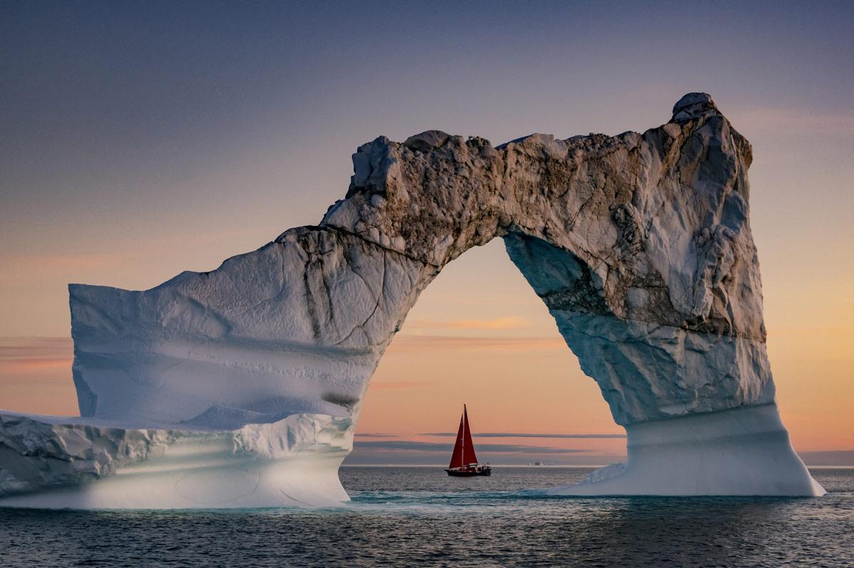 © Керри Кёппинг, 3 место в категории «Пейзаж», Фотоконкурс «Арктическое биоразнообразие через объектив»