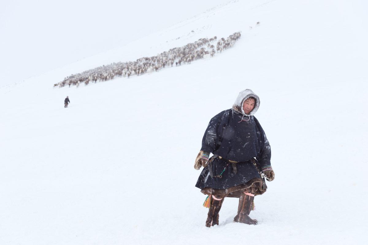 © Светлана Горбатых, 2 место в категории «Люди Севера», Фотоконкурс «Арктическое биоразнообразие через объектив»