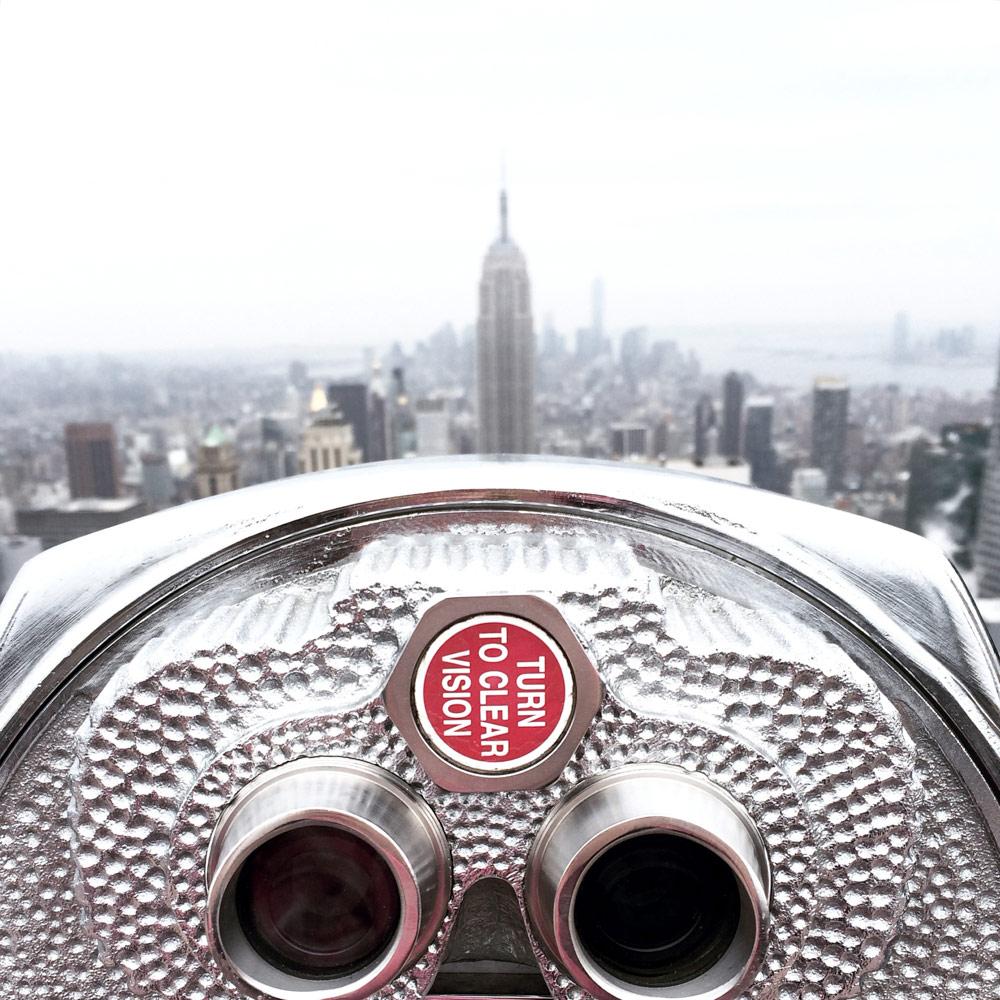 Поворот к ясному видению, © Кристен Виктория Харнер, США, Похвальный отзыв, Международный конкурс изобразительного искусства Scapes