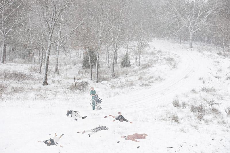 © Рохо Саше / Rojo Sache, Мадрид, Испания - Мурсия, Испания, Победитель категории «Фото-искусство | Цифровая графика», Конкурс искусств Arte Laguna Prize