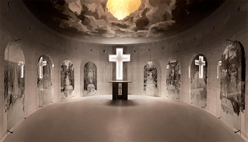 © Гонсало Борондо / Gonzalo Borondo, Вальядолид, Испания, Победитель категорий «Лэнд-арт» и «Городское искусство», Конкурс искусств Arte Laguna Prize