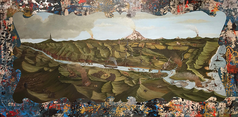 ОТЕЛЬ SWATCH ART PEACE HOTEL, Шанхай, Китай, © Джефф Лике / Jeff Leake, Вашингтон, США, Конкурс искусств Arte Laguna Prize