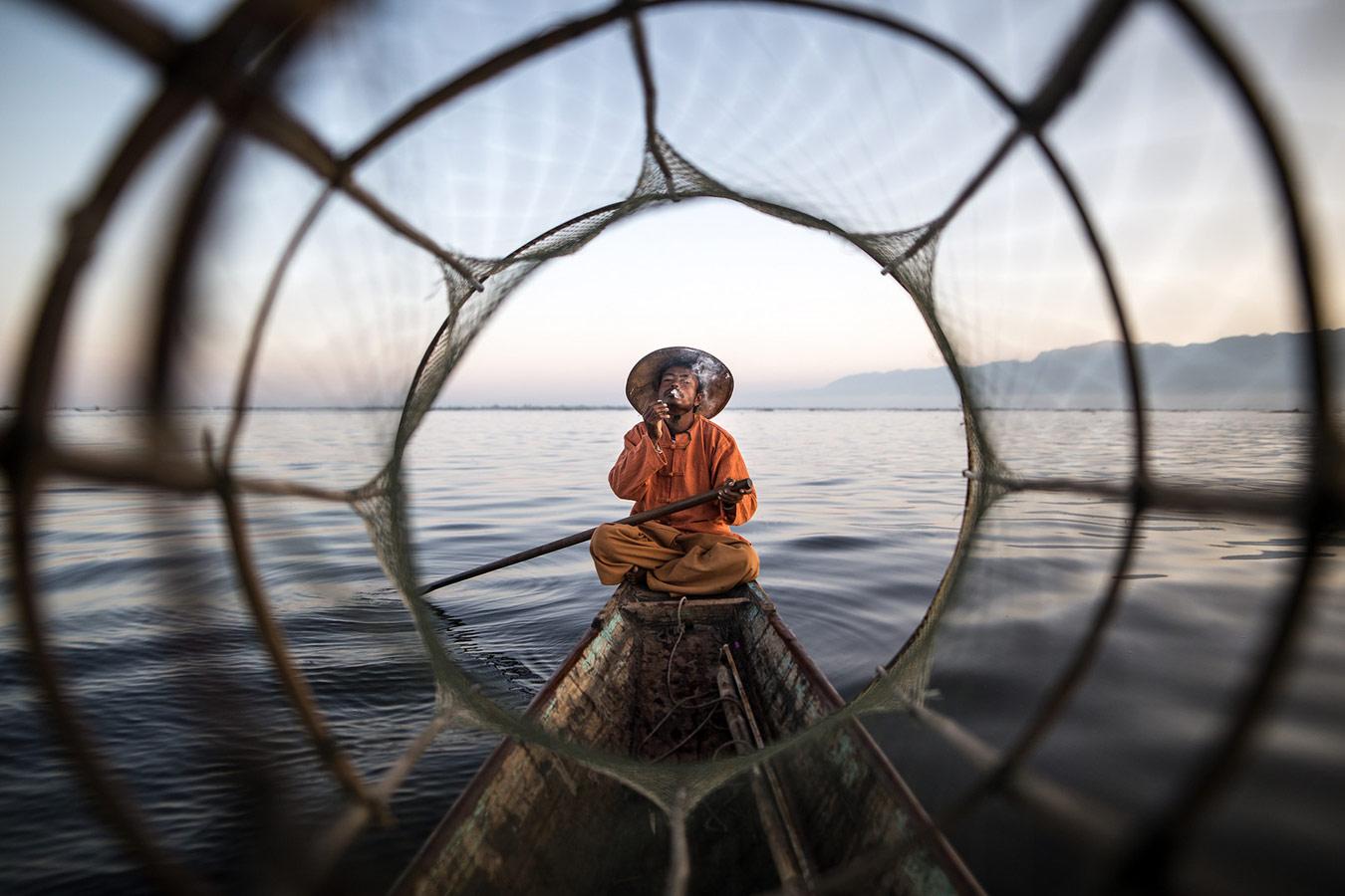 © Габриэле Педемонте, На рыбалку?, Победитель категории «Путешествие» (одиночный кадр), Конкурс уличной фотографии ASPA