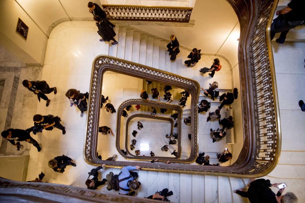 © Эндрю Харник / Ассошиэйтед Пресс, Третье место, Конкурс фотожурналистики Atlanta