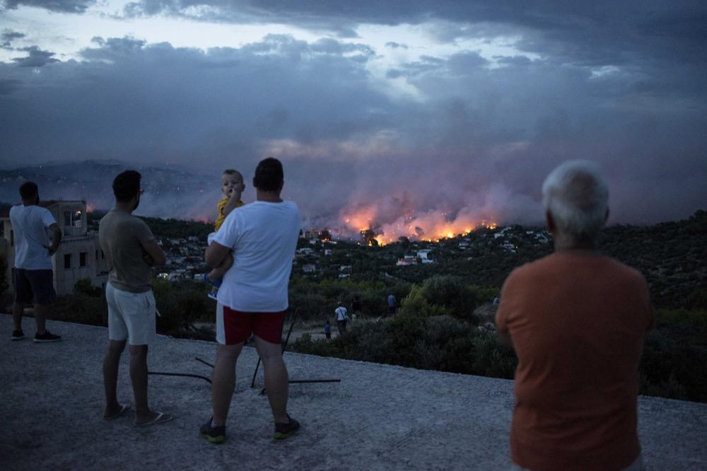© Ангелос Цорцинис / AFP, Третье место, Конкурс фотожурналистики Atlanta