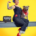 Мы можем сделать это!, © Селеста Джулиано, Филадельфия, США, Первое место в категории «Работа на заказ», Фотоконкурс домашних животных «Лучшие друзья»