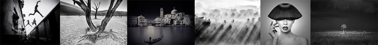 Фотоконкурс «Топ–10 мировых фотографов в Чёрно-белом»