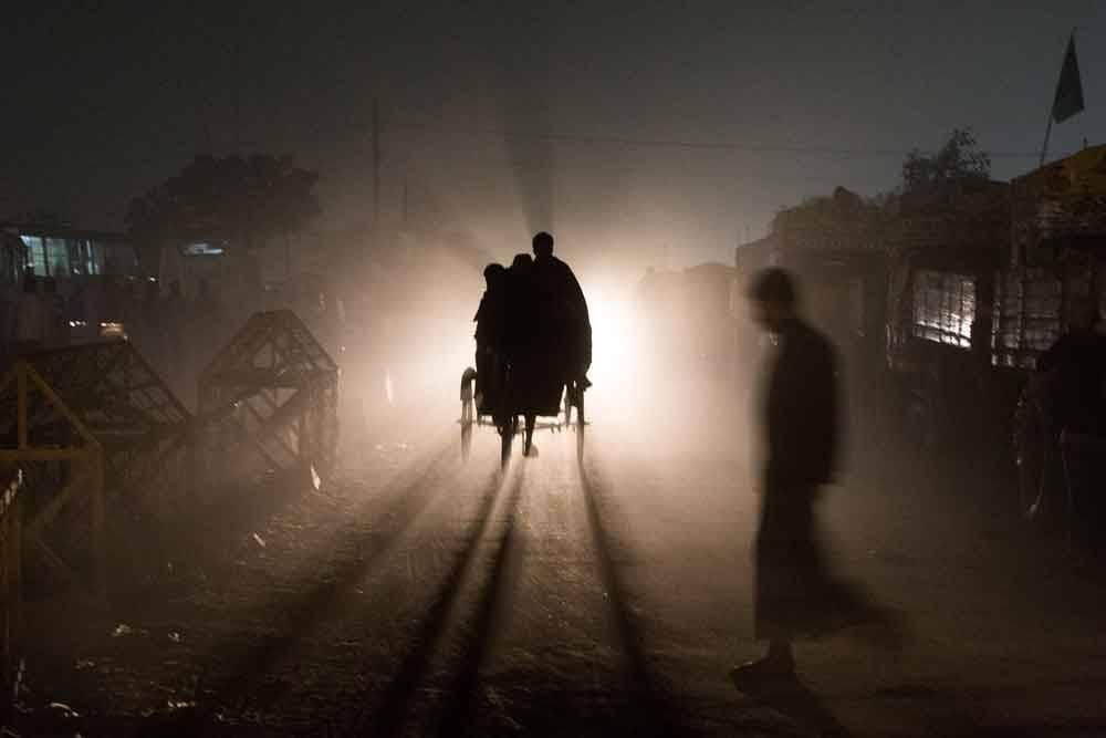 Движение. Дакка, Бангладеш, © Мохаммед Шаки, Фотоконкурс «Городской фотограф года» — CBRE Urban Photographer of the Year
