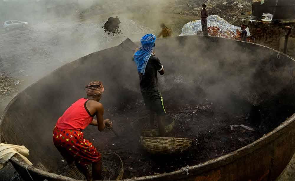 Адский чан. Западная Бенгалия, Индия, © Атану К Дас, Фотоконкурс «Городской фотограф года» — CBRE Urban Photographer of the Year