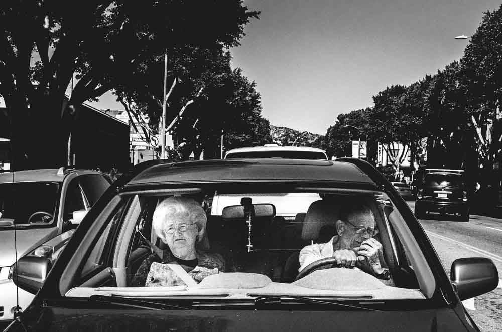 Короли дороги. Лос-Анджелес, США, © Роберт Краусс, Фотоконкурс «Городской фотограф года» — CBRE Urban Photographer of the Year