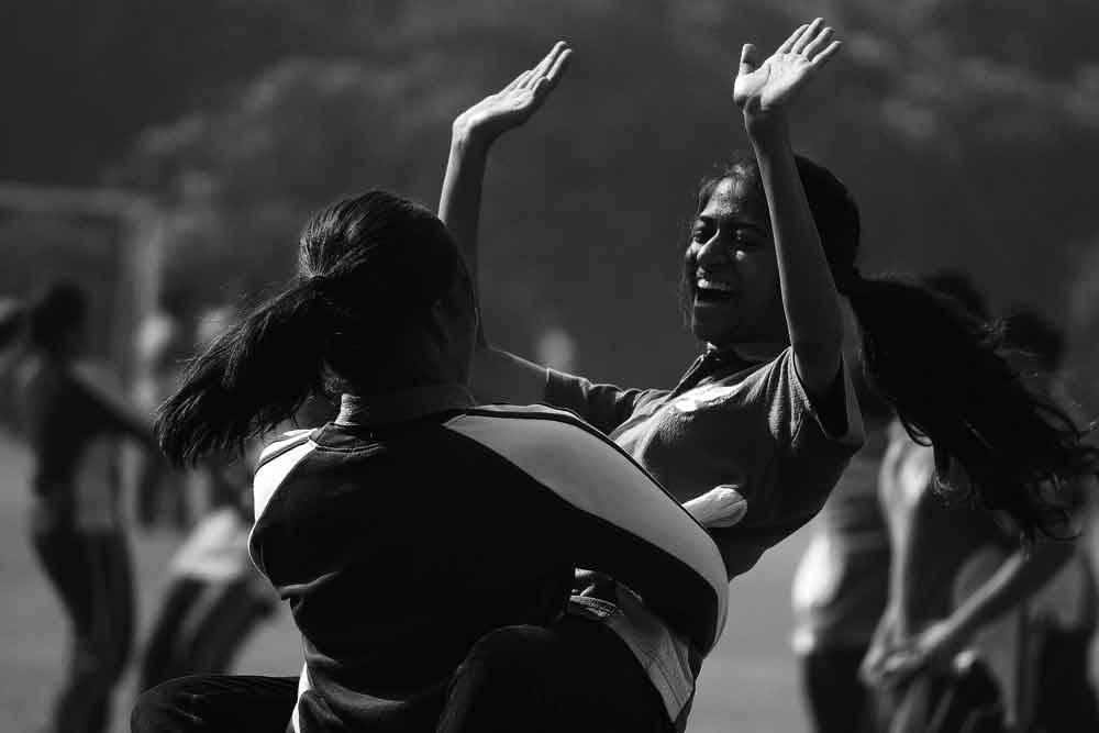 В школе. Нью-Дели, Индия, © Начикет Шарма, Юный финалист, 13-15 лет, Фотоконкурс «Городской фотограф года» — CBRE Urban Photographer of the Year