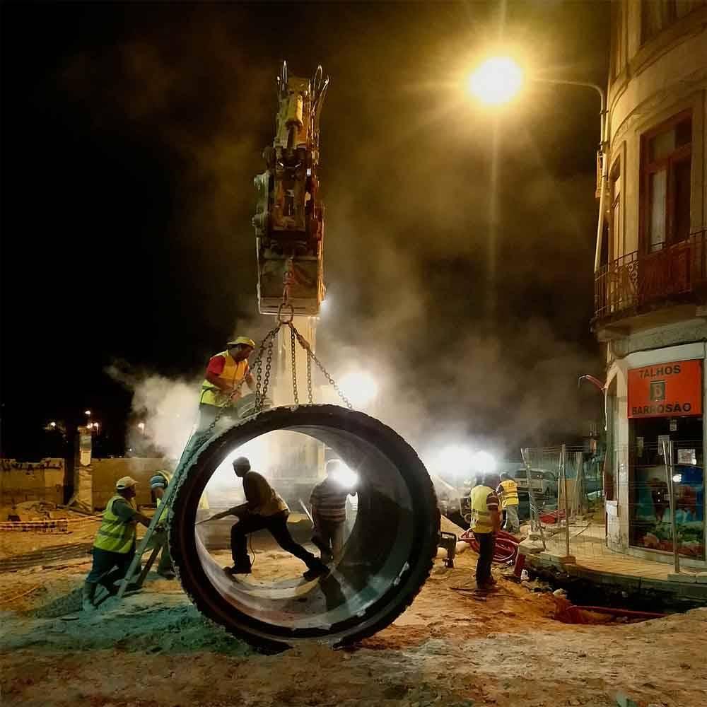 Должно быть готово в ближайшее время. Порто, Португалия, © Ана Филипе, Фотоконкурс «Городской фотограф года» — CBRE Urban Photographer of the Year