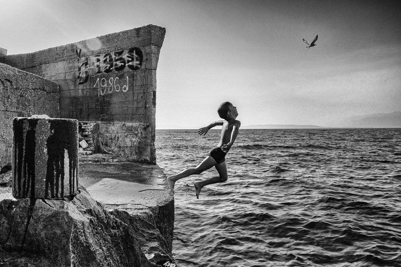 Научиться летать, © Саша Иванович, 2-й победитель, Фотоконкурс CEPIC Stock Photography Awards