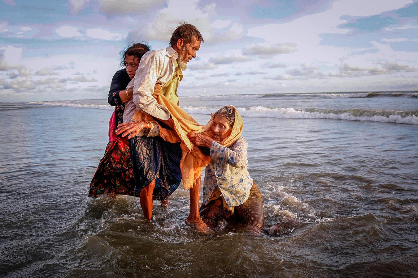 Потерянные права: люди Рохинья, © Ахлас Уддин, Победитель категории «Люди», Фотоконкурс CEPIC Stock Photography Awards