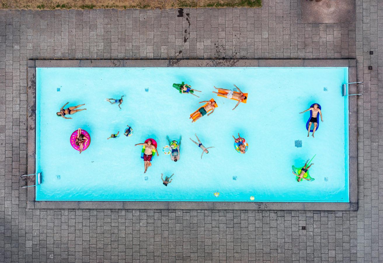 Бассейн, © Андерс Андерссон, Хобби и отдых, Фотоконкурс CEWE
