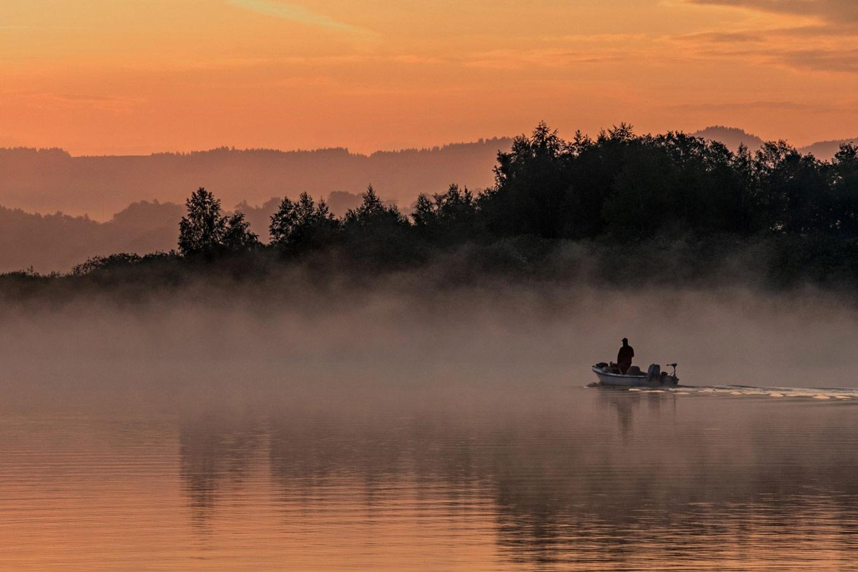 Рыбак, © Виорел Мунтяну, Хобби и отдых, Фотоконкурс CEWE