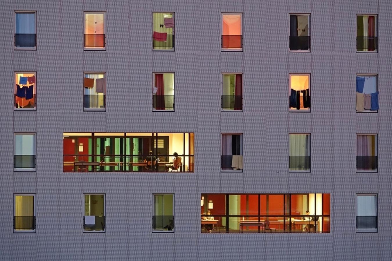 Сосуществование, © Лиляна Вескович, Архитектура и инфраструктура, Фотоконкурс CEWE
