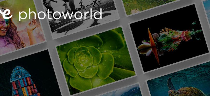 Фотоконкурс CEWE «Наш мир прекрасен»