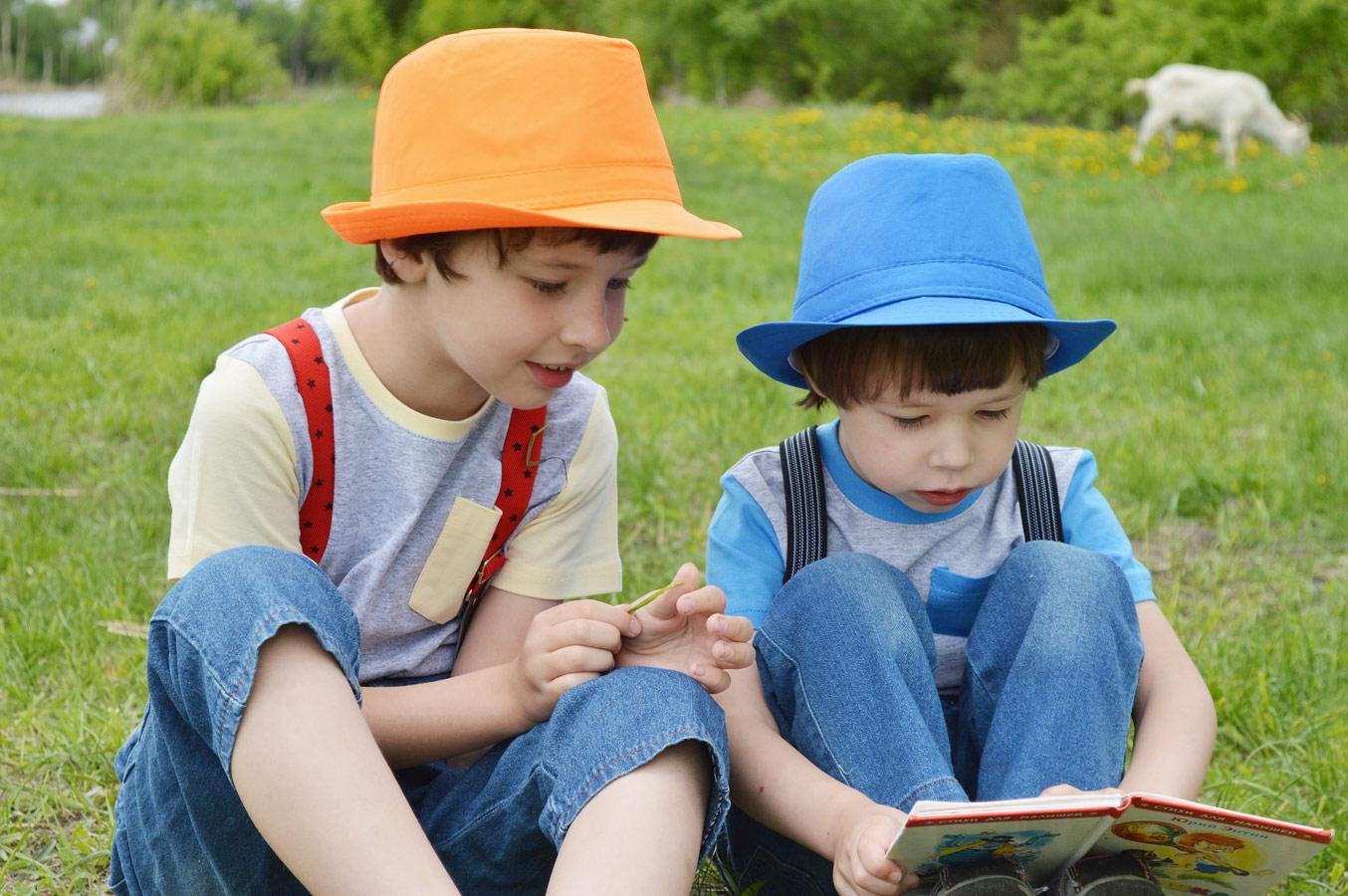 Детский всероссийский фотоконкурс «Чтение в фокусе»