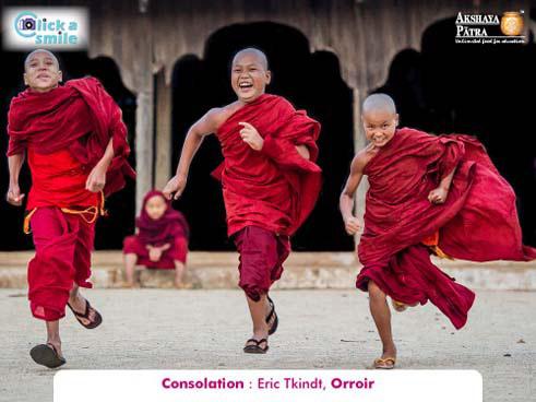 © Эрик Ткиндт (Орройр), Утешительный приз, Конкурс фотографий «Фото улыбки» — Click A Smile
