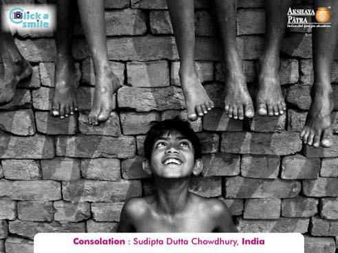 © Судипта Дутта Чоудхури (Индия), Утешительный приз, Конкурс фотографий «Фото улыбки» — Click A Smile