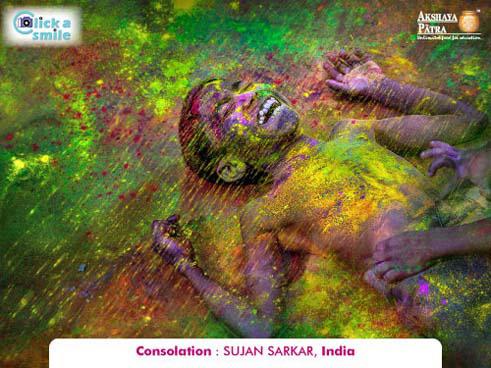 © Суян Саркар (Индия), Утешительный приз, Конкурс фотографий «Фото улыбки» — Click A Smile