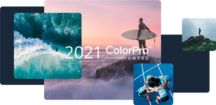 Международный фотоконкурс Премия ColorPro 2021: Новое приключение