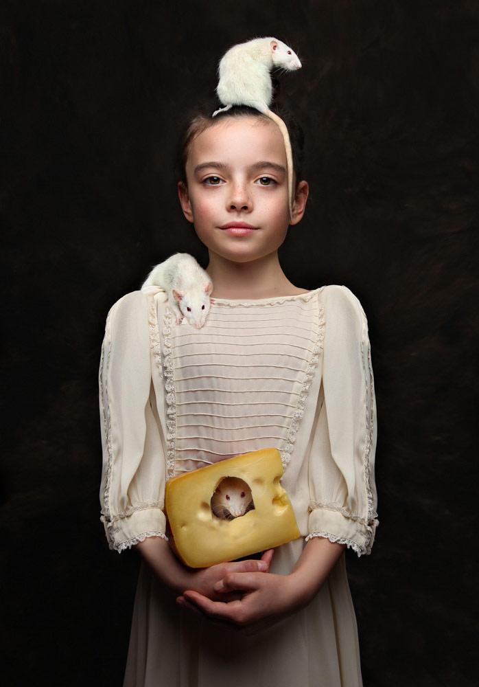 Марси и друзья, © Рэйчел Стюарт, Великобритания, Победитель января 2019 года, Фотоконкурс «Детский портрет» — CPC Portrait Awards