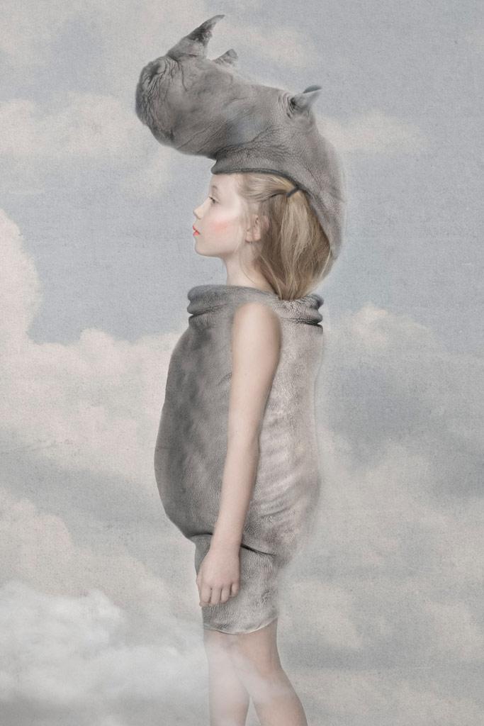 Карнавал, © Каат Штибер, Нидерланды, Победитель февраля 2019 года, Фотоконкурс «Детский портрет» — CPC Portrait Awards