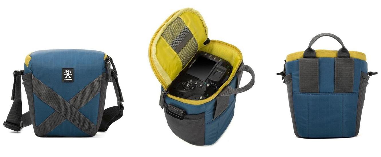 сумка для видеокамеры Crumpler QDP150-002