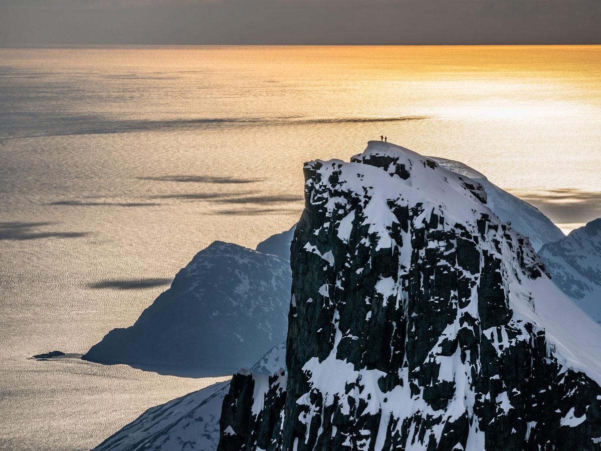 Море на вершине, © Дэвид Врангборг, Фотоконкурс CVCEPhoto