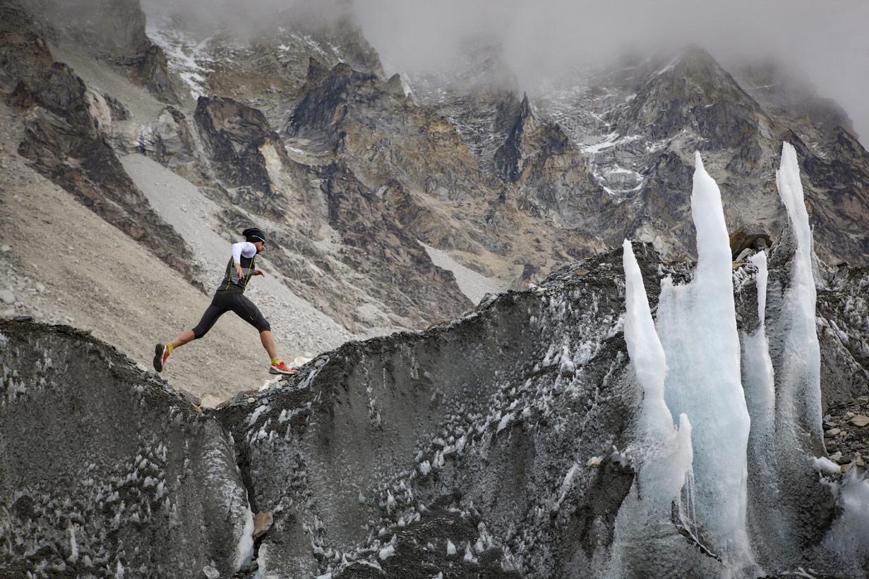 Тренировка для марафона «Эвереста», © Кася Бернацка, Фотоконкурс CVCEPhoto