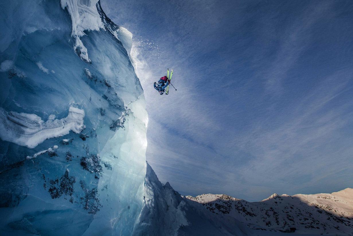 Сальто и лёд, © Кристоф Джорда, Фотоконкурс CVCEPhoto