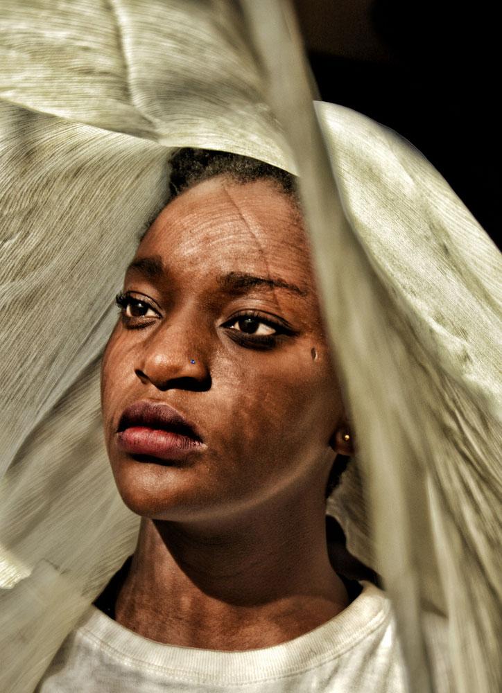 Красивая завуалированная реальность, автор Веддея Дхеда, Южная Африка