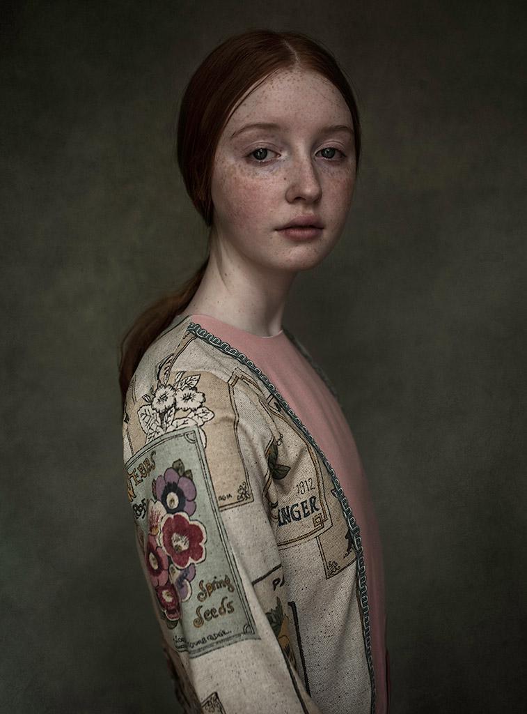 Иззи, © Анна Салек, Великобритания, Победитель марта 2018 года, Фотоконкурс «Детский портрет»