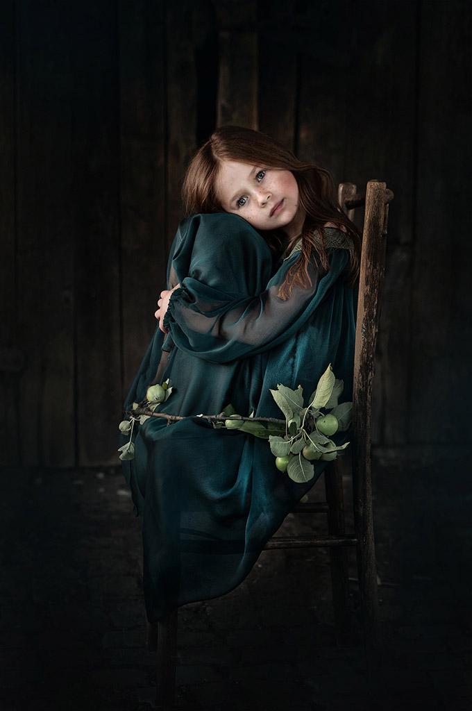 Амелия, © Камила Келари-Кмисик, Польша, Победитель июня 2018 года, Фотоконкурс «Детский портрет»