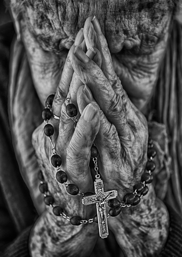 Молитва, © Сандра Вентура, 3-е место, Фотоконкурс «Фотограф года от Digital Camera»