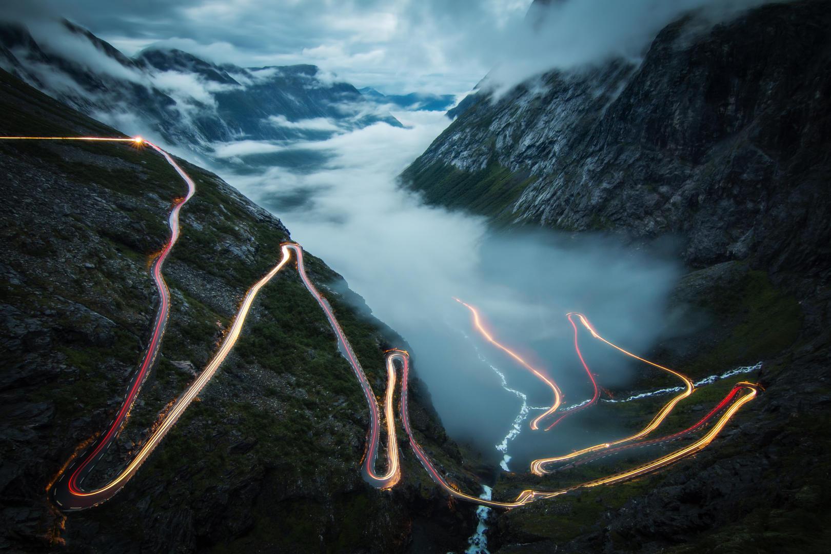 Дорога троллей, © Кристоф Шааршмидт, 2-е место, Фотоконкурс «Фотограф года от Digital Camera»