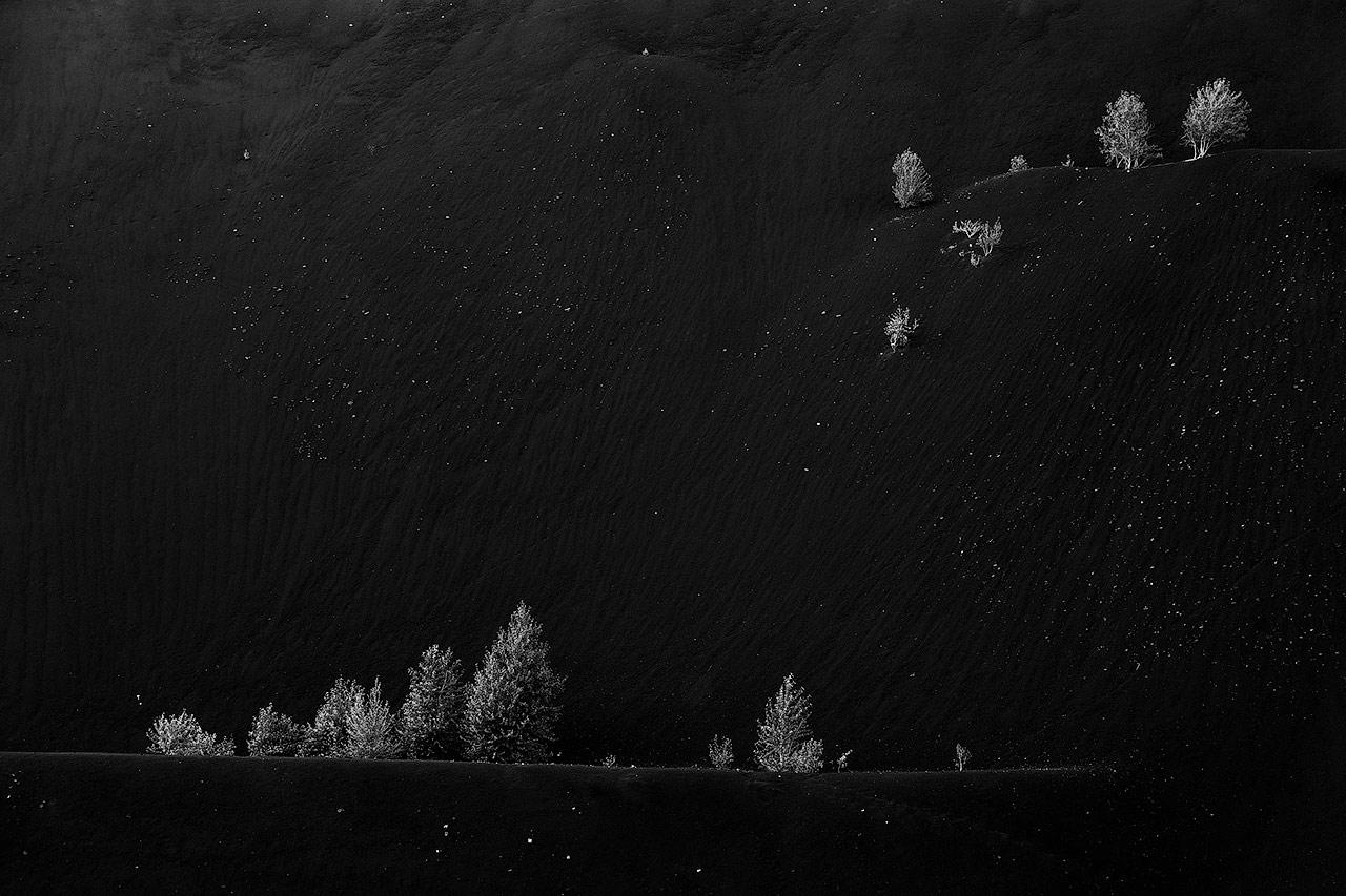 Другая галактика, © Александр Осипов, 1-е место в номинации «Природа в чёрно-белых тонах», Фотоконкурс «Дикая природа России» от National Geographic