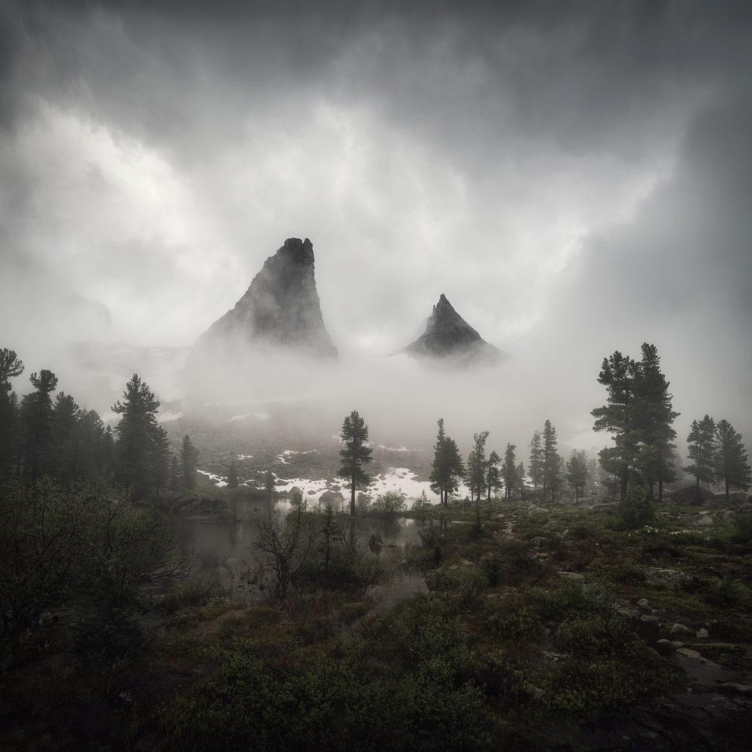 Парабола, © Александр Рябенький, 1-е место в номинации «Заповедная Россия», Фотоконкурс «Дикая природа России» от National Geographic