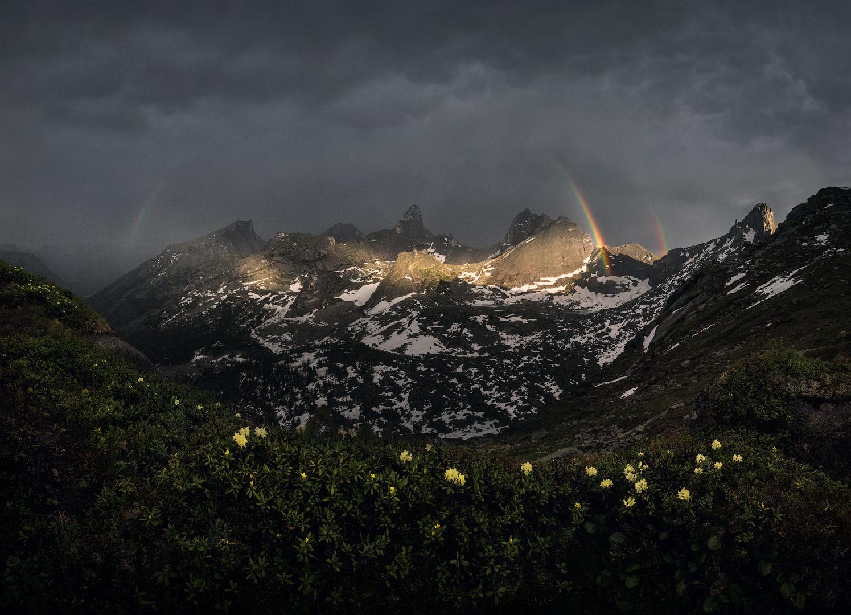 Ергаки, © Александр Рябенький, 2-е место в номинации «Заповедная Россия», Фотоконкурс «Дикая природа России» от National Geographic