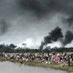 Бегство Рохинджа, © К М Асад, 3 место категории «Конфликт», Фотоконкурс «Прямой взгляд» — Direct Look