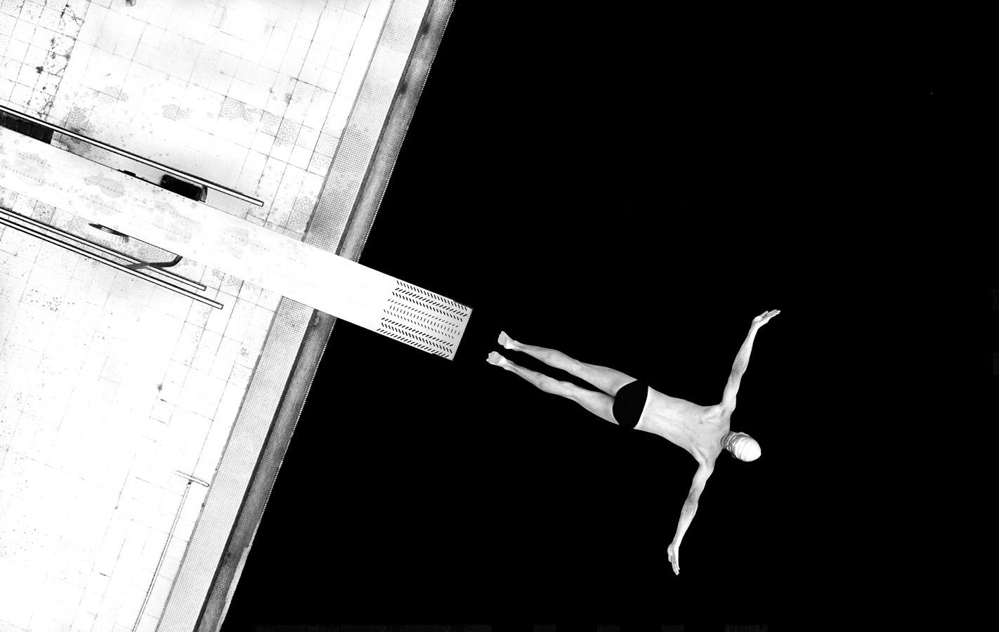 Ангел, © Луис Алонсо Хименес Сильва, Второе место, Конкурс фотографий с дрона DrAw