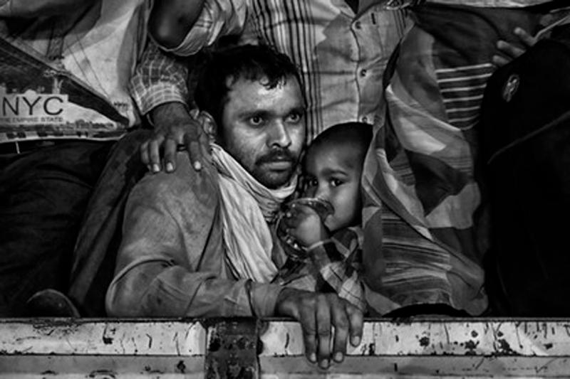 С передовой пандемии, Т Нараян (Индия)