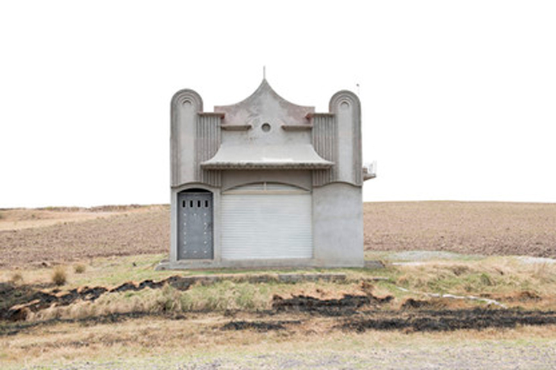 Бесплатная Архитектура, Адам Уайзман (Великобритания)