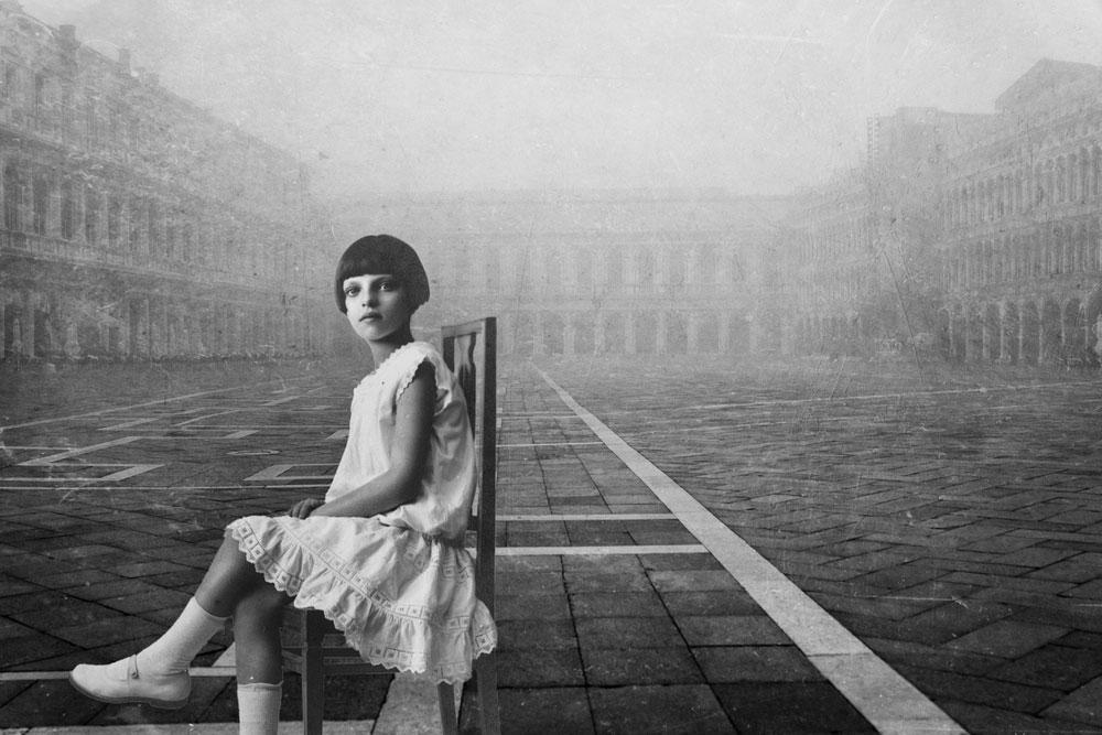 Заполнение пустоты, автор Барбара Занон, Италия