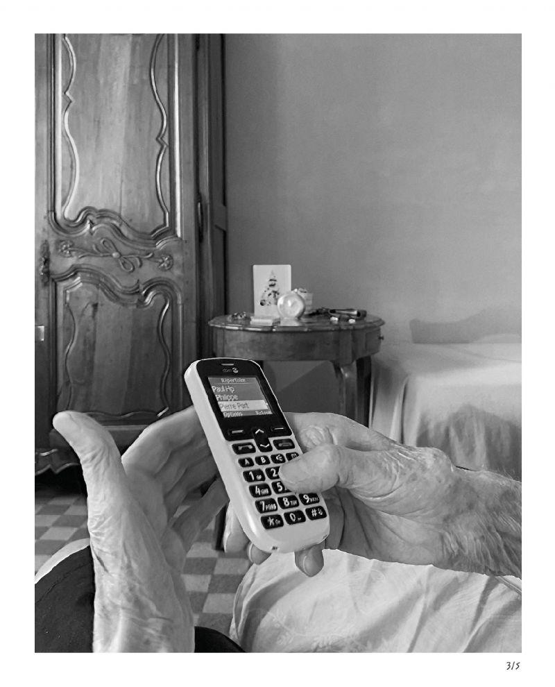 «Электронный контакт», Микаэль Мингетти (Франция)