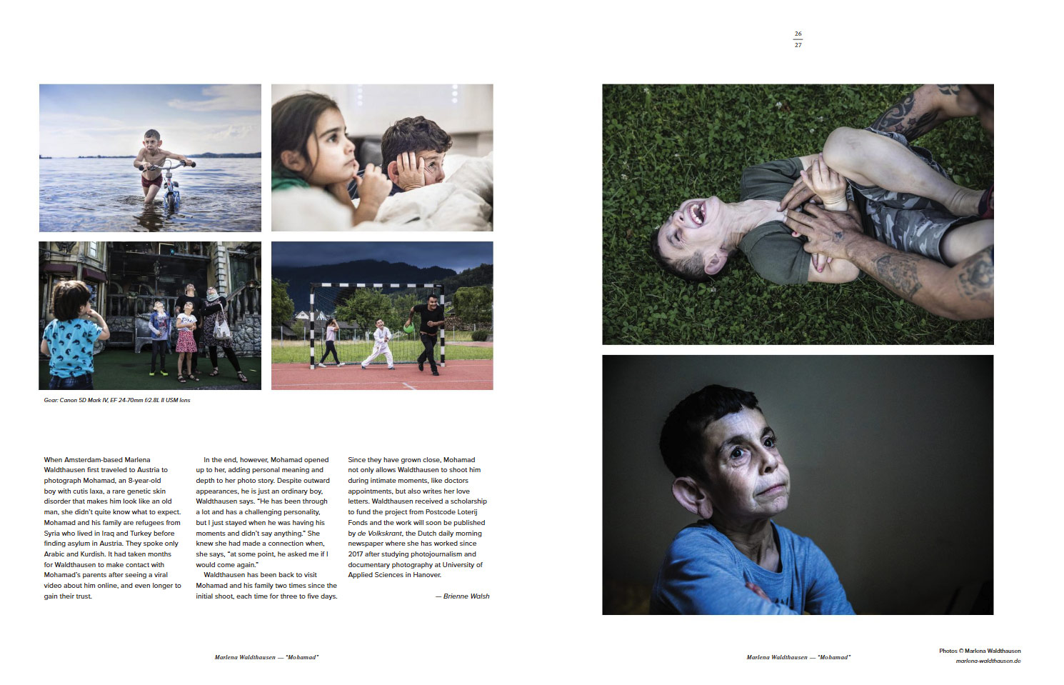 Мохамад © Марлена Вальдтхаузен, Фотоконкурс «Начинающий фотограф» — Emerging Photographer