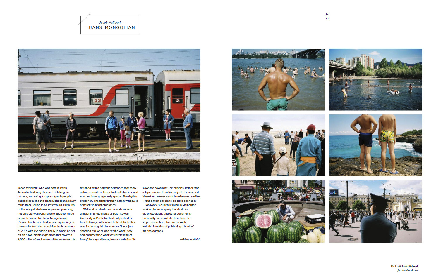 Трансмонгольский © Джейкоб Уоллворк, Фотоконкурс «Начинающий фотограф» — Emerging Photographer