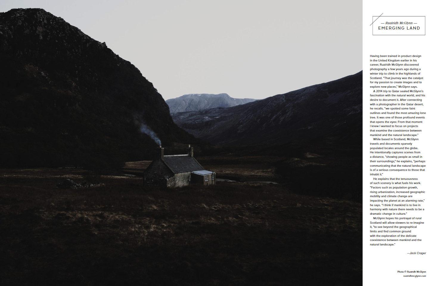 Новая Земля © Руайрид МакГлинн, Фотоконкурс «Начинающий фотограф» — Emerging Photographer